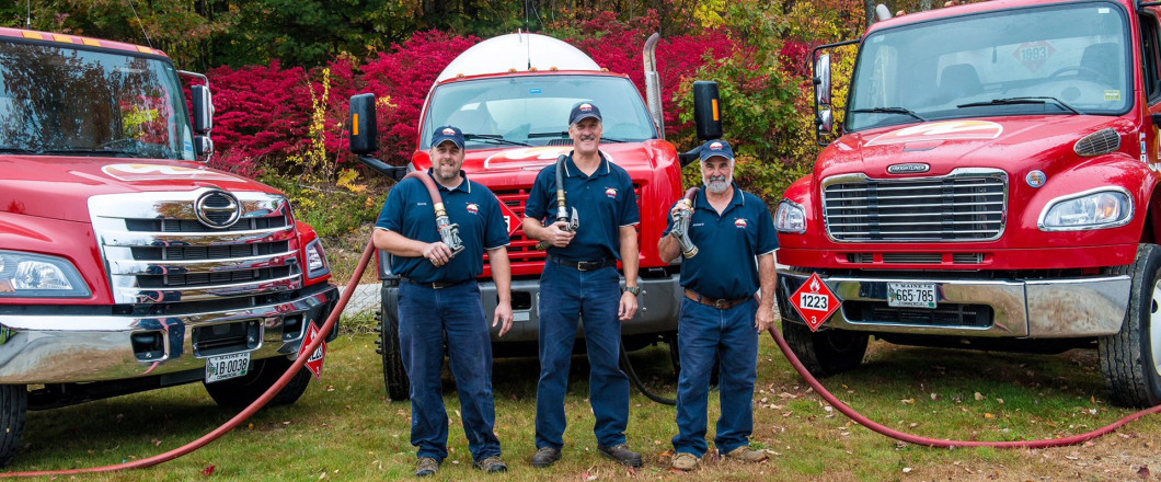 Heating Oil and Propane Delivered To Your Home